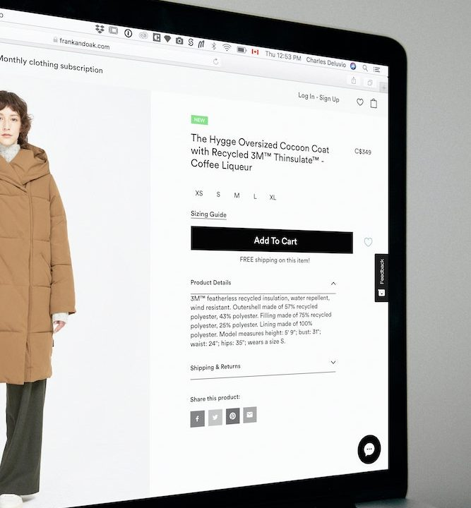 ecommerce product and ada site compliance